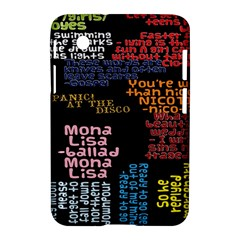 Panic At The Disco Northern Downpour Lyrics Metrolyrics Samsung Galaxy Tab 2 (7 ) P3100 Hardshell Case