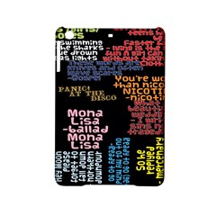Panic At The Disco Northern Downpour Lyrics Metrolyrics iPad Mini 2 Hardshell Cases