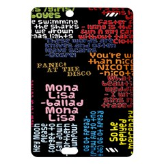 Panic At The Disco Northern Downpour Lyrics Metrolyrics Amazon Kindle Fire HD (2013) Hardshell Case