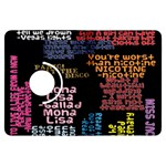 Panic At The Disco Northern Downpour Lyrics Metrolyrics Kindle Fire HDX Flip 360 Case Front