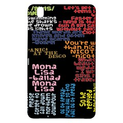 Panic At The Disco Northern Downpour Lyrics Metrolyrics Samsung Galaxy Tab Pro 8.4 Hardshell Case