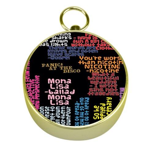 Panic At The Disco Northern Downpour Lyrics Metrolyrics Gold Compasses