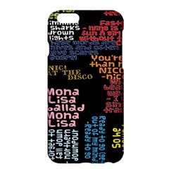 Panic At The Disco Northern Downpour Lyrics Metrolyrics Apple iPhone 6 Plus/6S Plus Hardshell Case