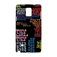 Panic At The Disco Northern Downpour Lyrics Metrolyrics Samsung Galaxy Note 4 Hardshell Case
