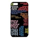 Panic At The Disco Northern Downpour Lyrics Metrolyrics iPhone 6/6S TPU Case Front