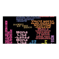 Panic At The Disco Northern Downpour Lyrics Metrolyrics Satin Shawl