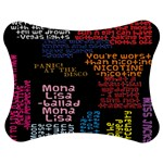 Panic At The Disco Northern Downpour Lyrics Metrolyrics Jigsaw Puzzle Photo Stand (Bow) Front