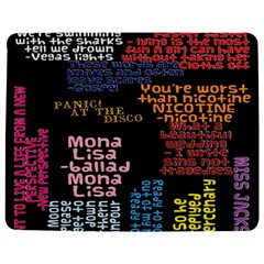 Panic At The Disco Northern Downpour Lyrics Metrolyrics Jigsaw Puzzle Photo Stand (Rectangular)