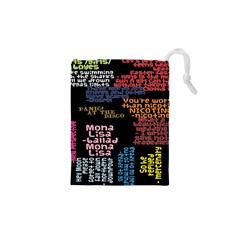 Panic At The Disco Northern Downpour Lyrics Metrolyrics Drawstring Pouches (xs)