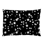Black And White Starry Pattern Pillow Case 26.62 x18.9 Pillow Case