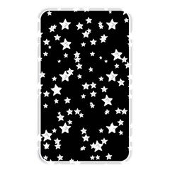 Black And White Starry Pattern Memory Card Reader