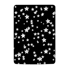 Black And White Starry Pattern Kindle 4