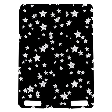 Black And White Starry Pattern Kindle Touch 3G