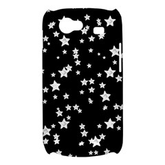 Black And White Starry Pattern Samsung Galaxy Nexus S i9020 Hardshell Case