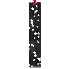 Black And White Starry Pattern Large Book Marks