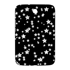 Black And White Starry Pattern Samsung Galaxy Note 8 0 N5100 Hardshell Case