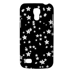 Black And White Starry Pattern Galaxy S4 Mini