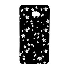 Black And White Starry Pattern HTC Butterfly S/HTC 9060 Hardshell Case