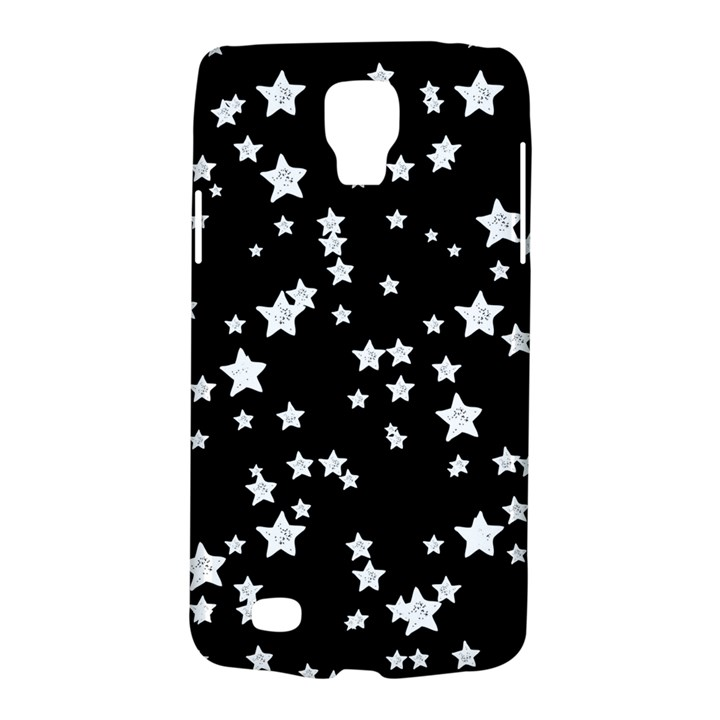 Black And White Starry Pattern Galaxy S4 Active