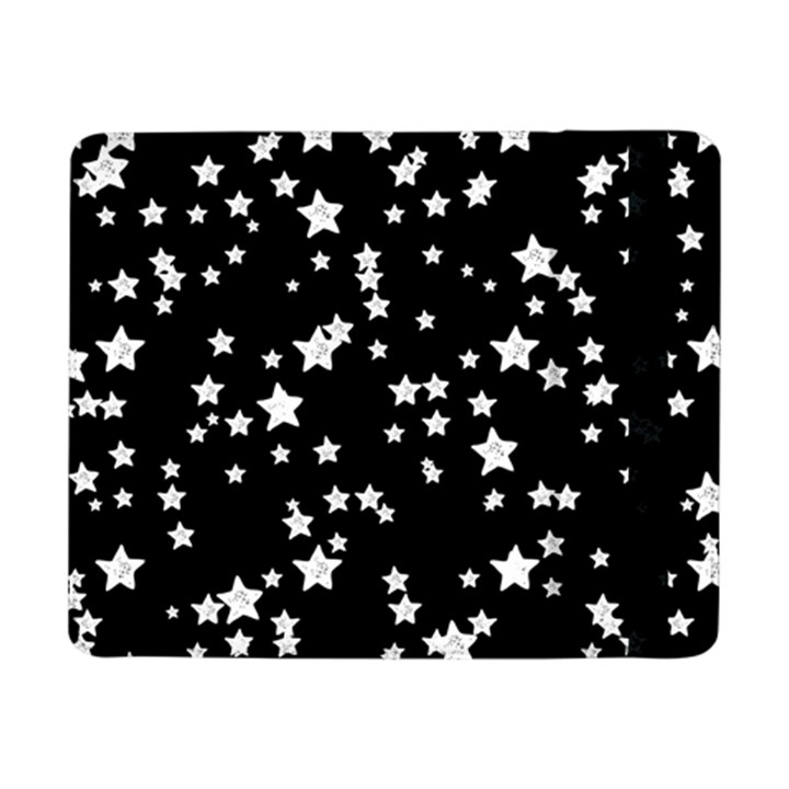 Black And White Starry Pattern Samsung Galaxy Tab Pro 8.4  Flip Case