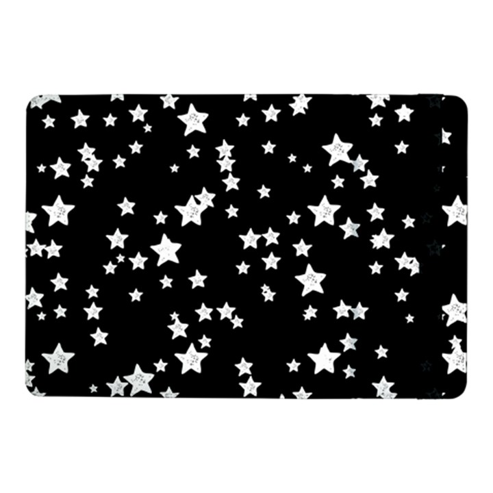 Black And White Starry Pattern Samsung Galaxy Tab Pro 10.1  Flip Case