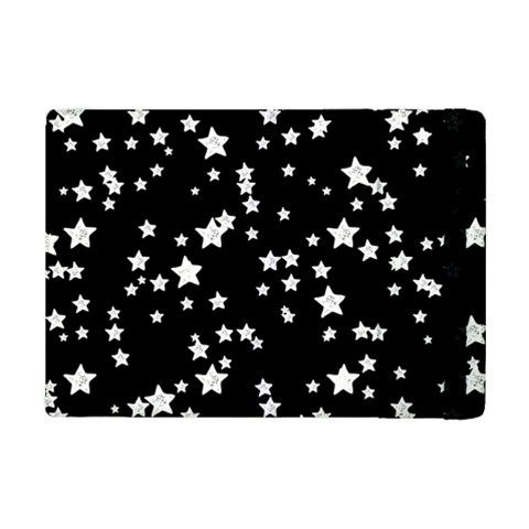 Black And White Starry Pattern iPad Mini 2 Flip Cases