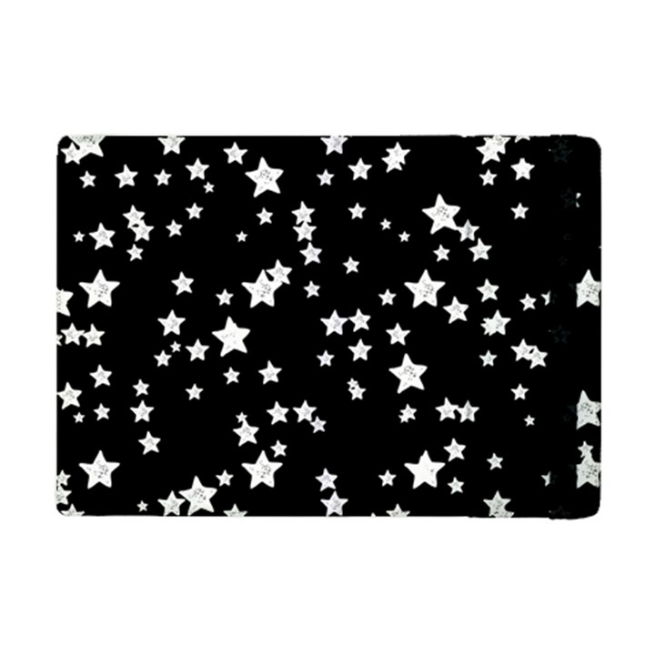 Black And White Starry Pattern iPad Mini 2 Flip Cases