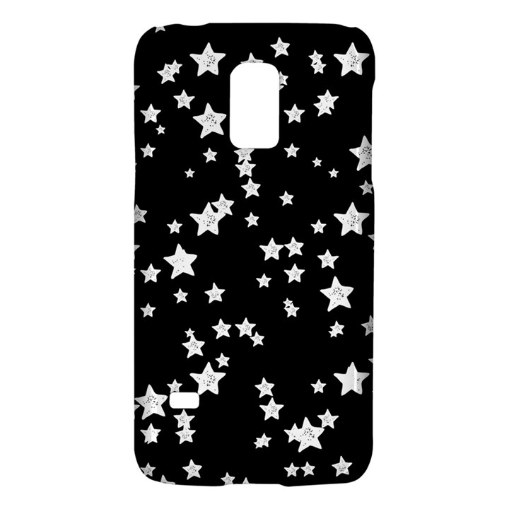Black And White Starry Pattern Galaxy S5 Mini