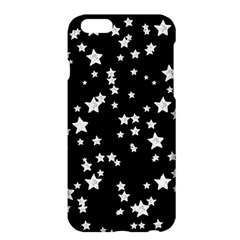 Black And White Starry Pattern Apple iPhone 6 Plus/6S Plus Hardshell Case