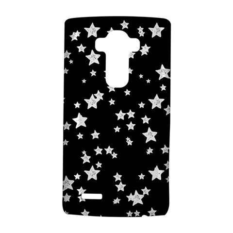 Black And White Starry Pattern LG G4 Hardshell Case