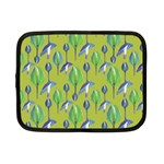 Tropical Floral Pattern Netbook Case (Small)  Front