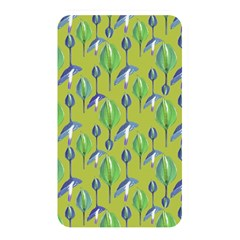 Tropical Floral Pattern Memory Card Reader