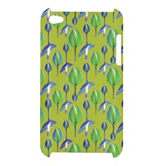 Tropical Floral Pattern Apple iPod Touch 4