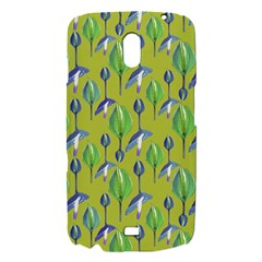 Tropical Floral Pattern Samsung Galaxy Nexus i9250 Hardshell Case