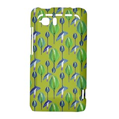 Tropical Floral Pattern HTC Vivid / Raider 4G Hardshell Case