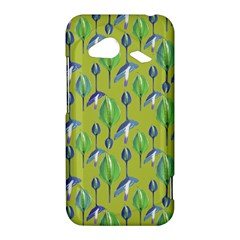 Tropical Floral Pattern HTC Droid Incredible 4G LTE Hardshell Case