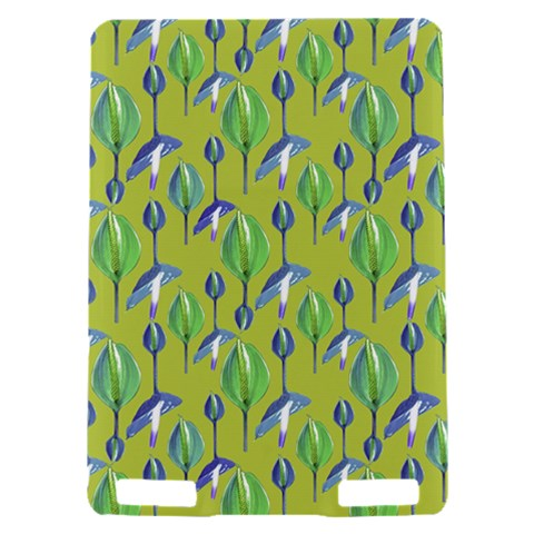 Tropical Floral Pattern Kindle Touch 3G