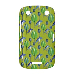 Tropical Floral Pattern BlackBerry Curve 9380