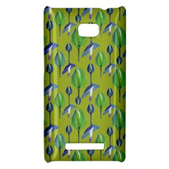 Tropical Floral Pattern HTC 8X