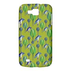 Tropical Floral Pattern Samsung Galaxy Premier I9260 Hardshell Case