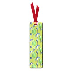Tropical Floral Pattern Small Book Marks