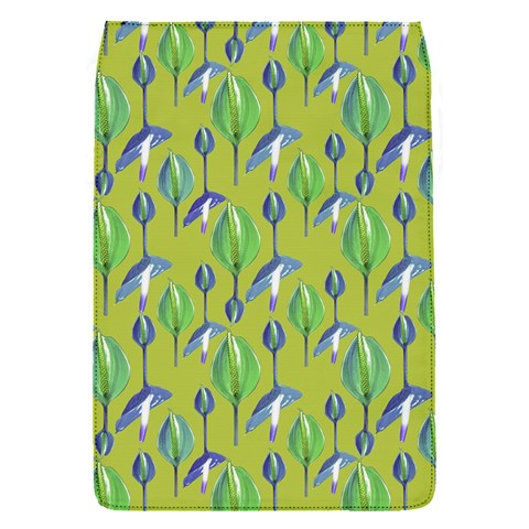 Tropical Floral Pattern Flap Covers (S)