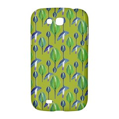 Tropical Floral Pattern Samsung Galaxy Grand GT-I9128 Hardshell Case