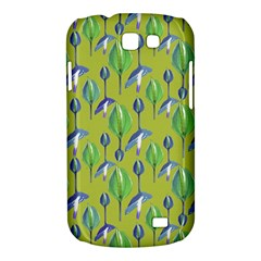 Tropical Floral Pattern Samsung Galaxy Express I8730 Hardshell Case