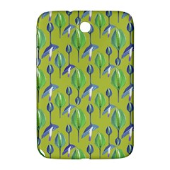 Tropical Floral Pattern Samsung Galaxy Note 8 0 N5100 Hardshell Case