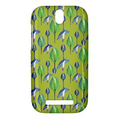 Tropical Floral Pattern HTC One SV Hardshell Case
