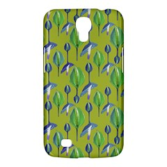 Tropical Floral Pattern Samsung Galaxy Mega 6 3  I9200 Hardshell Case
