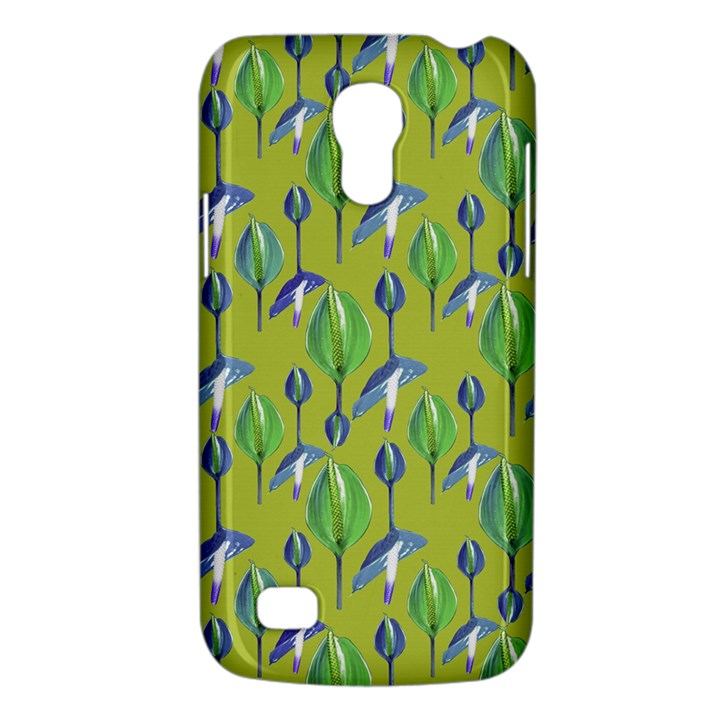 Tropical Floral Pattern Galaxy S4 Mini
