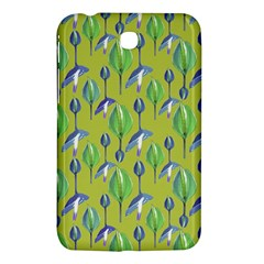 Tropical Floral Pattern Samsung Galaxy Tab 3 (7 ) P3200 Hardshell Case