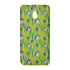 Tropical Floral Pattern HTC One Mini (601e) M4 Hardshell Case